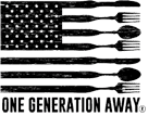 One Generation Away Logo